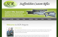 Staffordshire Custom Rifles